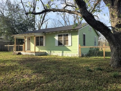 Single Family Home For Sale: 1950 Vann Road