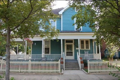Single Family Home For Sale: 306 Gilmore St