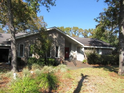 Blackshear Single Family Home For Sale: 6029 Ridge Trace Road