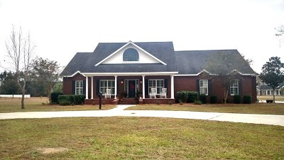Blackshear GA Single Family Home For Sale: $299,000