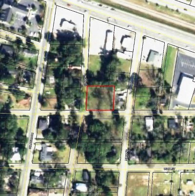 Residential Lots & Land For Sale: 1203 Byrd Street