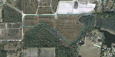 Residential Lots & Land For Sale: E G Fowler Rd