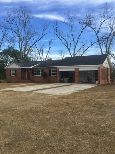 Waycross Single Family Home For Sale: 410&412 Cherokee Ave