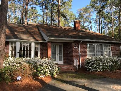 Waycross Single Family Home For Sale: 1504 Cherokee Drive