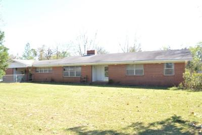 Blackshear Single Family Home For Sale: 2131 Ben Couch Rd