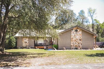Single Family Home For Sale: 2620 Longhorn Rd