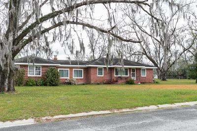 Waycross Single Family Home For Sale: 2374 Ben Hill Ave