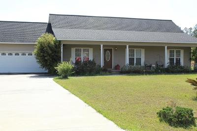 Waycross GA Single Family Home For Sale: $129,900