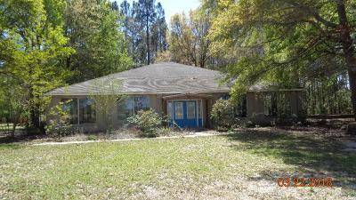 Jesup Commercial For Sale: 130 Griffis Rd