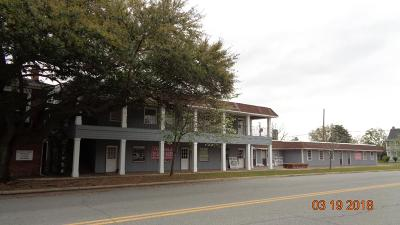 Jesup Commercial For Sale: 177 N Brunswick St