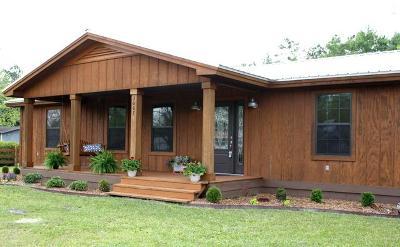 Waycross Single Family Home For Sale: 3667 Albany Ave.