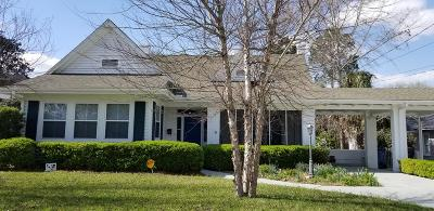 Vidalia GA Single Family Home For Sale: $139,000