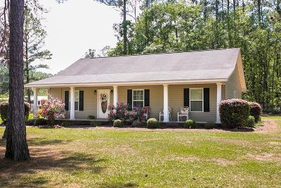 Patterson GA Single Family Home For Sale: $195,000