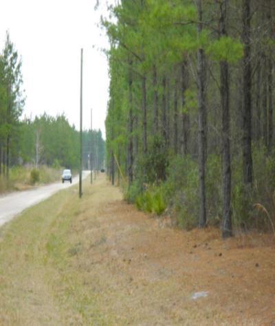 Waycross Residential Lots & Land For Sale: 000 Farm Edge Road