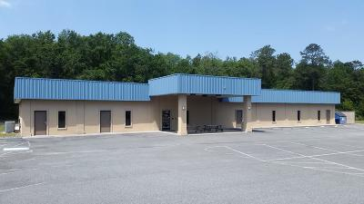 Waycross Commercial For Sale: 1709 Blvd Square