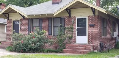 Single Family Home For Sale: 610 Owens St