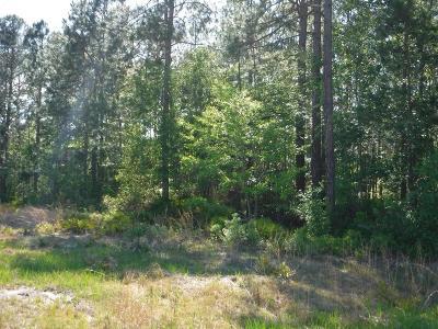 Blackshear Residential Lots & Land For Sale: State Highway 84