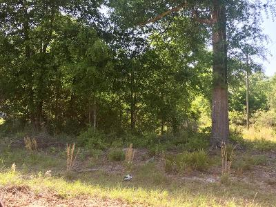 Jesup GA Residential Lots & Land For Sale: $38,000