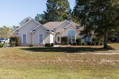 Waycross GA Single Family Home For Sale: $174,900