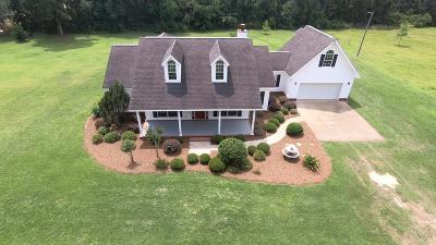 Blackshear Single Family Home For Sale: 3314 Troy Rd.