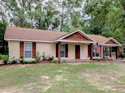 Blackshear GA Single Family Home For Sale: $119,900