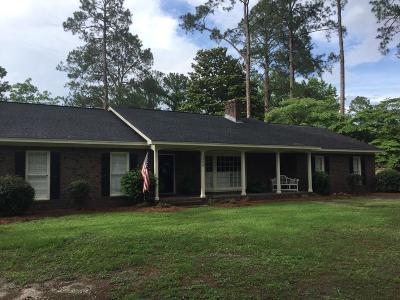 Waycross Single Family Home For Sale: 1305 Atlantic Avenue
