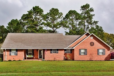 Waycross GA Single Family Home For Sale: $169,500