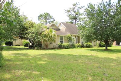 Waycross GA Single Family Home For Sale: $219,000