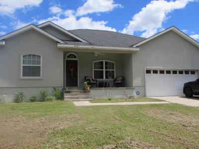 Waycross Single Family Home For Sale: 2887 Ben Street