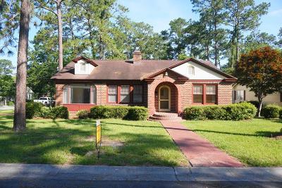 Waycross Single Family Home For Sale: 1001 Hill St