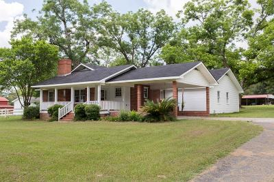 Waycross GA Single Family Home For Sale: $225,900