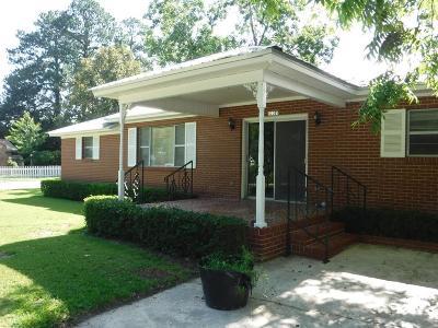 Alma Single Family Home For Sale: 207 N Glynn St