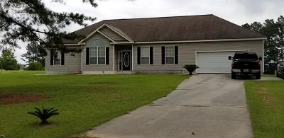 Douglas GA Single Family Home For Sale: $149,900