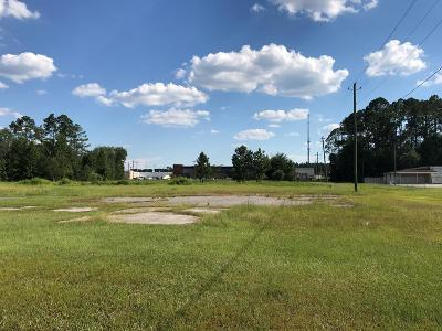 Waycross Residential Lots & Land For Sale: 0000 Brunswick Hwy