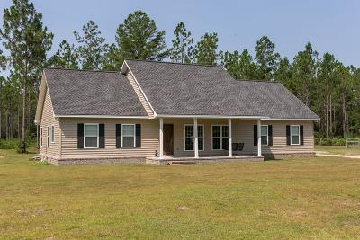 Waycross GA Single Family Home For Sale: $260,000