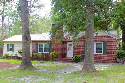 Waycross GA Single Family Home For Sale: $99,800