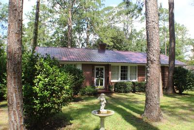 Waycross GA Single Family Home For Sale: $97,000