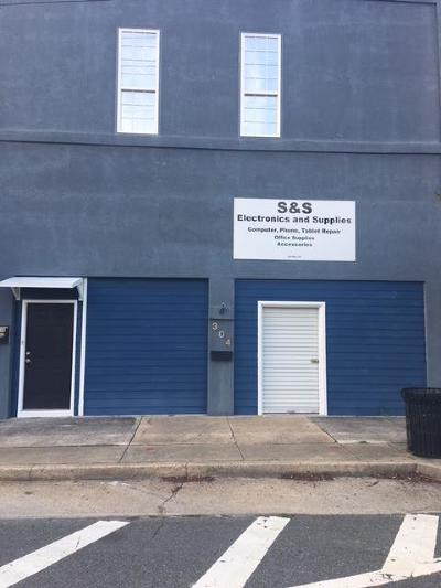 Waycross Commercial For Sale: 304 Mary St