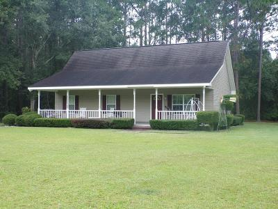 Waycross GA Single Family Home For Sale: $145,000