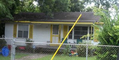 Waycross Single Family Home For Sale: 1219 Pittman Street