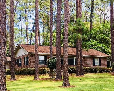 Waycross GA Single Family Home For Sale: $122,900