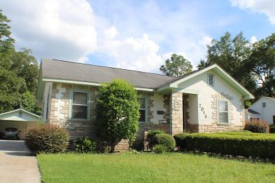 Waycross GA Single Family Home For Sale: $65,000