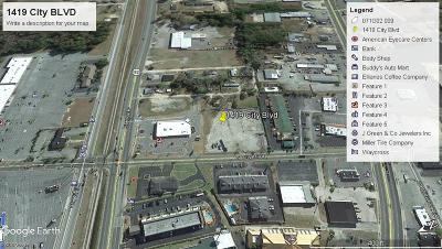 Residential Lots & Land For Sale: 1419 City Blvd