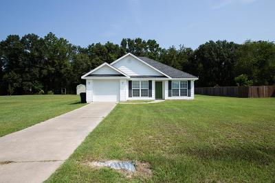 Blackshear GA Single Family Home For Sale: $99,900