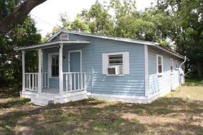 Waycross Single Family Home For Sale: 1124 L St.