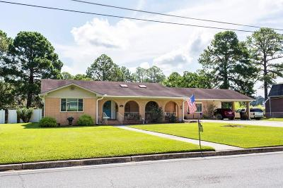 Waycross GA Single Family Home For Sale: $159,900