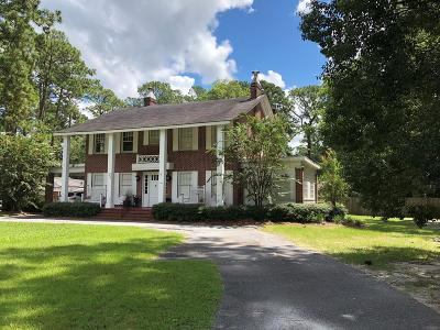 Single Family Home For Sale: 1014 Satilla Blvd