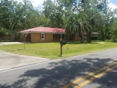 Waycross Single Family Home For Sale: 1088 Washington Street
