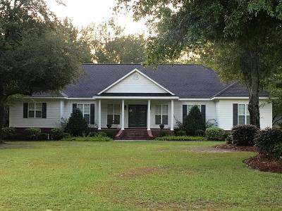 Waycross GA Single Family Home For Sale: $269,000