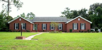 Waycross Single Family Home For Sale: 1308 Andrea Dr.